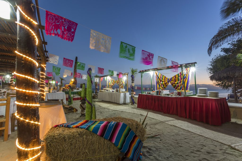 Grand Palladium Vallarta Barbacoa Mexicana
