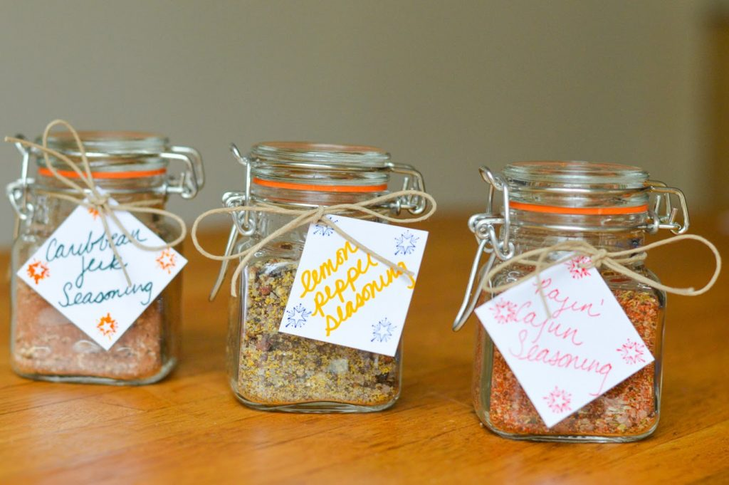 Create A DIY Wedding Favor By Making Our Special Jamaican Jerk Seasoning That Will Surely Impress