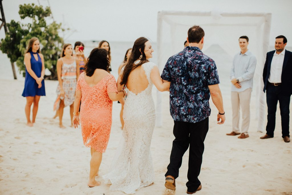 IBEROSTAR Rose Hall Beach Destination Wedding