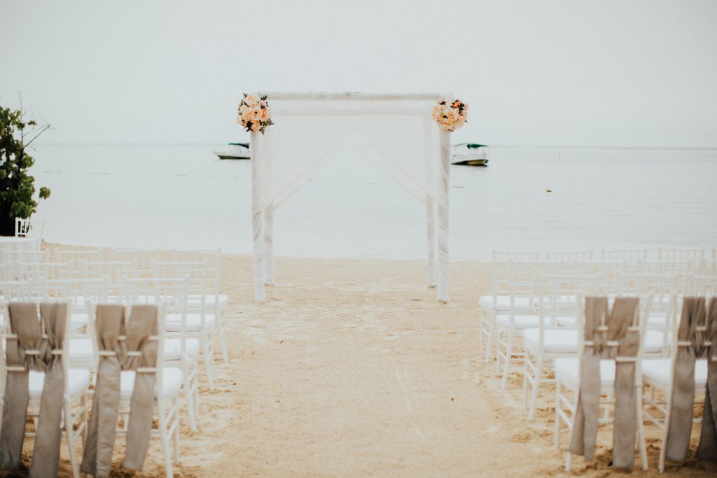 IBEROSTAR Rose Hall Beach Wedding Ceremony