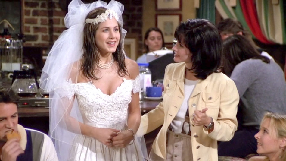 Wedding Trends Throughout History 1990's
