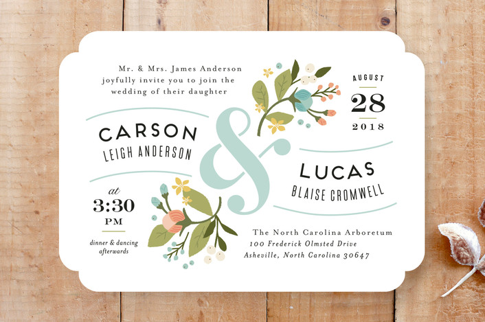 You Are Not Invited To Our Wedding: Wedding-Invitations