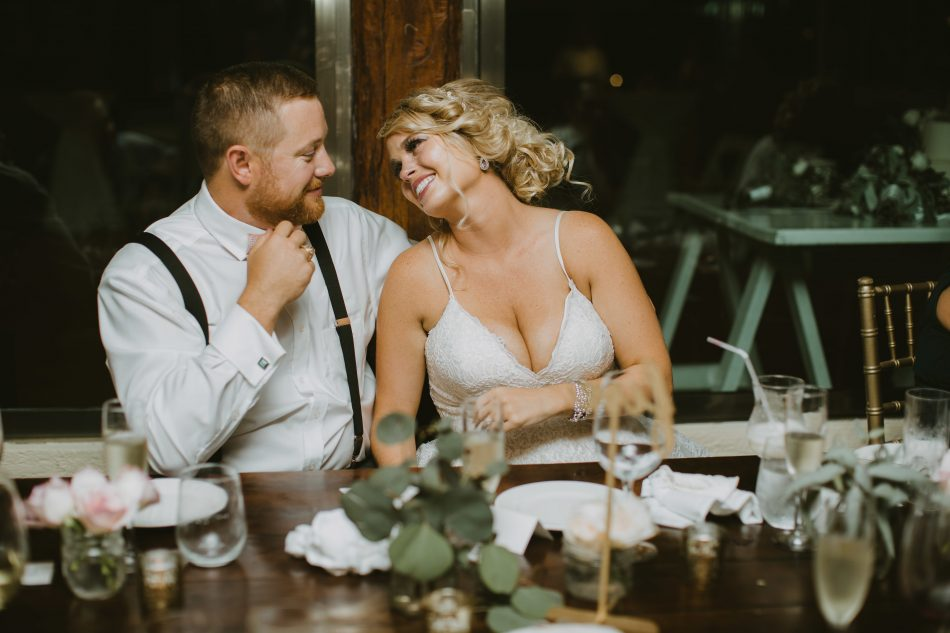 Discover 13 of the best ways to include your fiance in wedding planning (without driving him nuts). #WeddingsbyFunjet {Photo by DeGroot Film Co.}