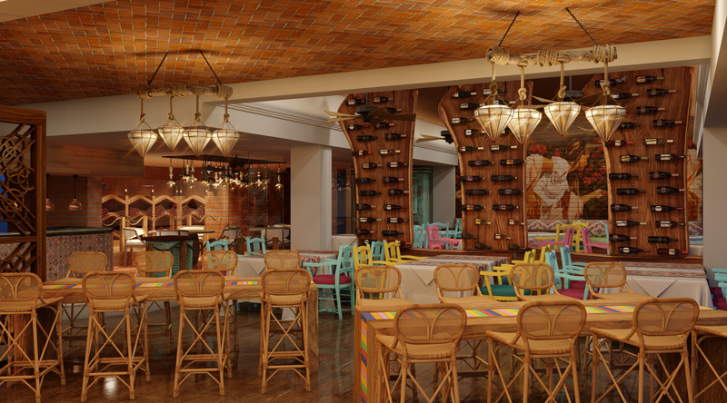 Introducing the new Panama Jack Resort Playa del Carmen, and the Mexican restaurant you must try called Zarape. #ChooseJack