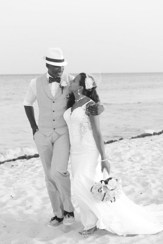 Sandos Playacar Beach Real Wedding Spotlight