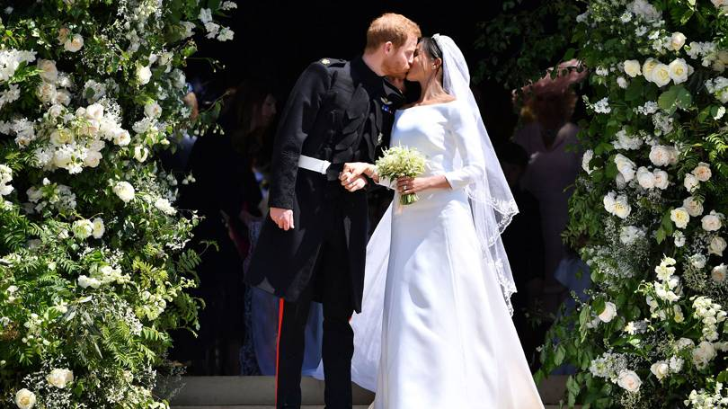 Our Favorite Royal Wedding Moments