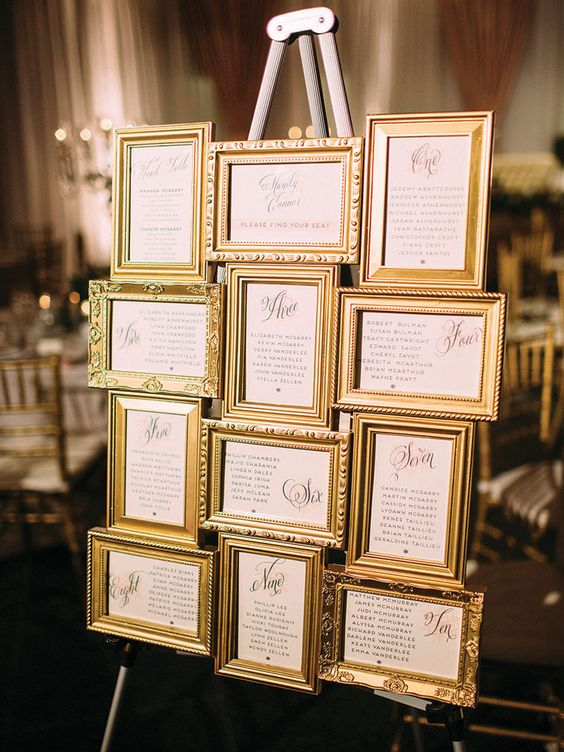 Seating Chart Ideas for Destination Weddings | Weddings By Funjet