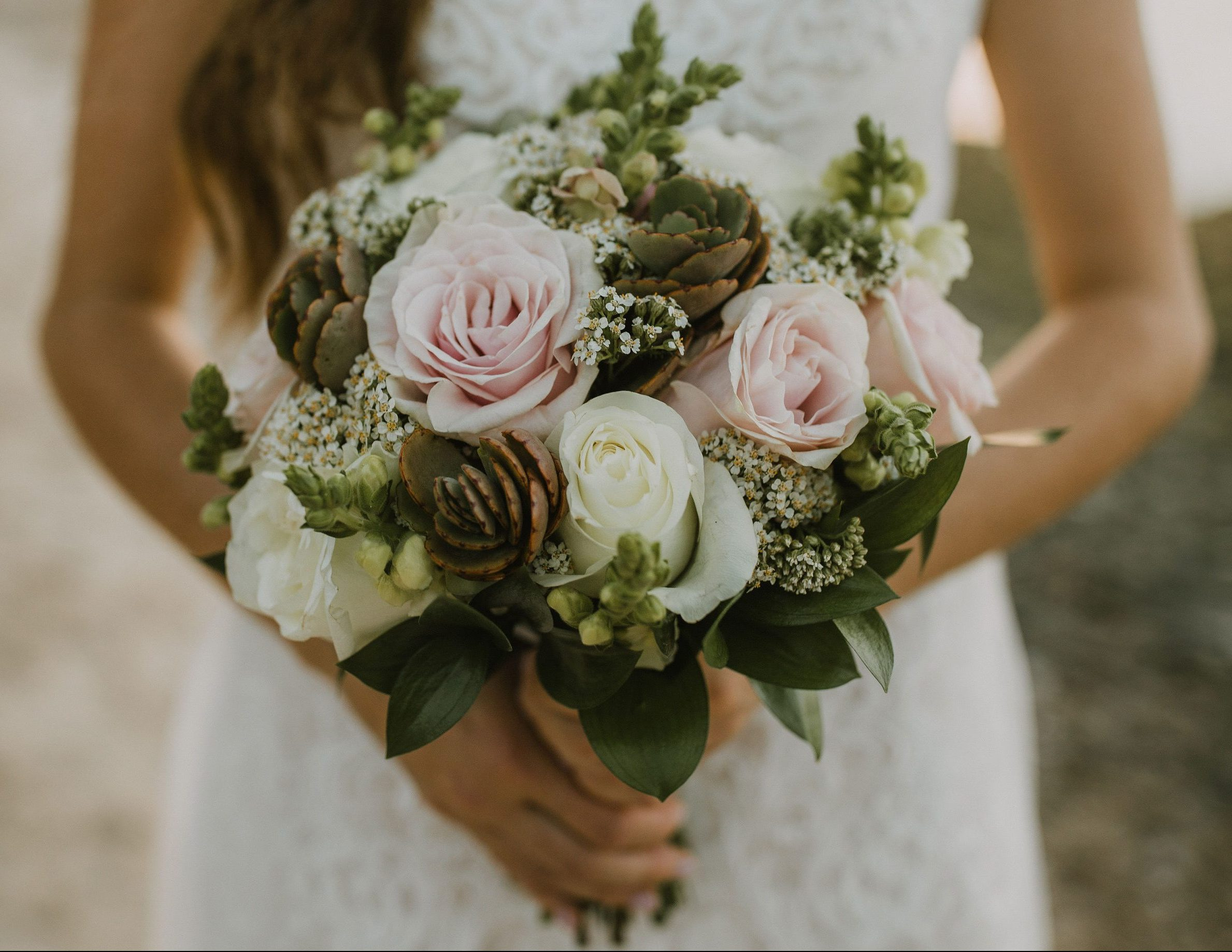 best destination wedding bouquets of 2018